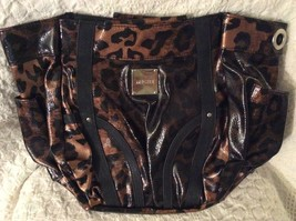 Miche Retired Demi Shell LISA in Copper/ Black Animal Print - $26.00