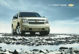 2010 Chevrolet TAHOE brochure catalog US 10 Chevy LTZ HYBRID - $8.00