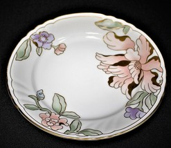 "Fitz & Floyd Fleur Fantasia Peach 7.5"" Salad Plate, 194 - $10.00"