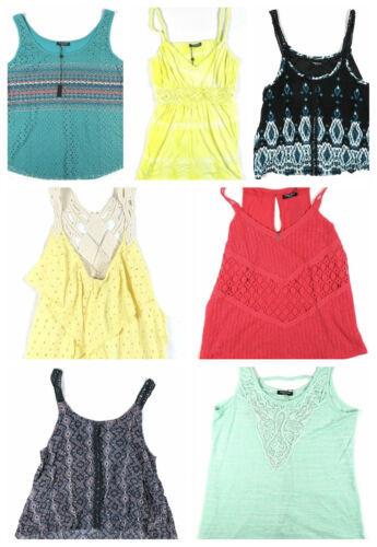 1X Plus Women's Point Zero Curvy Tank Top Shirt Trendy Styles NEW