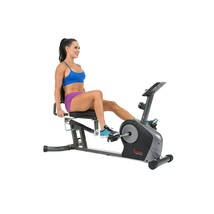 Recumbent Stationary Exercise Bike Home Gym Cardio Workout Bicycle Fitness - $399.99