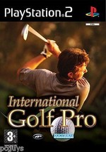 (FBA) International Golf Pro (PS2) PlayStation2 - Free delivery - UK seller - $4.26