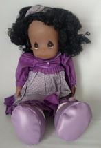 Precious Moments Collector's Doll Viola Collect... - $27.43