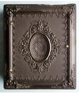 19th Century Gutta Percha Daguerreotype Case by... - $27.72