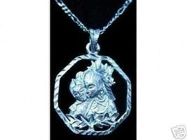 LOOK 0596 Hindu Radha Krishna Love Pendant Charm Om - $24.12