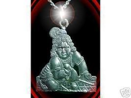 LOOK 1091 Hindu Baby Krishna OM Silver Charm Pendant Jewelry - $21.89