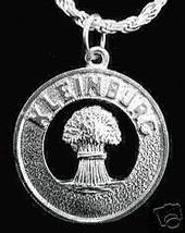 LOOK 1692 Village of Kleinburg Ontario Pendant charm Jewelry - $13.91