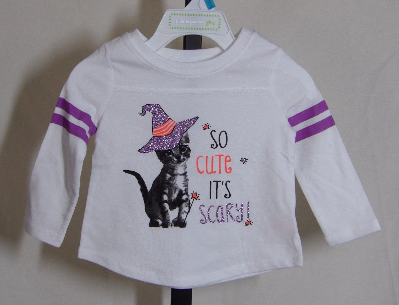 Okie Dokie Infant Girls Long Sleeve Shirt and 50 similar items