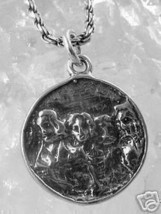 LOOK MOUNT RUSHMORE South Dakota Sterling Silver Charm - $18.75