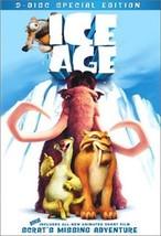 Ice Age (2-Disc Special Edition)  Denis Leary, John Leguizamo 0245430466... - $6.10