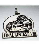 LOOK Sterling Silver Final Fantasy VIII 8 Squall Rinoa Charm - $69.33