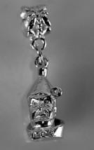 LOOK Tin Man WIZARD OF OZ Sterling Silver Charm European bead for bracel... - $673,28 MXN