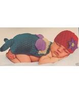 Cute Baby Outfit DISNEY PRINCESS Ariel - 2 PIECE  0-3 MONTHS PHOTO PROP ... - $9.99