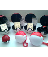 Pokeball -- BK 1999 - Gold Plated 23K -- RECALLED/Choking Hazard -- OUT-... - $45.00