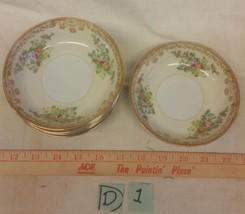 "Vintage Empress Japan Pattern EMP1 Fine China 5 1/4"" Dessert Plate 1930's"