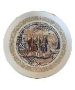Vintage 1977 Lafayette Legacy #5 Bicentennial Collector Plate - D'arceau... - $12.99