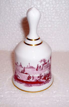 Danbury Mint Collectible Bell SPODE of England ... - $9.95