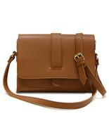 Retro Shoulder Bags Small Lady Handbag Square Belt Clutches Casual Purse... - €16,41 EUR