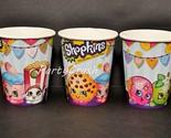 Shopkins 9 oz Cup 8 count Paper Cups Party Supplies
