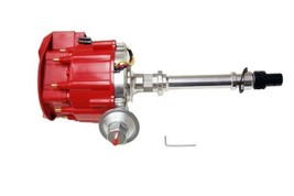 Proheader PE350R - Chevy HEI V8 Adjustable Vacuum Advance Distributor 65k Coi...
