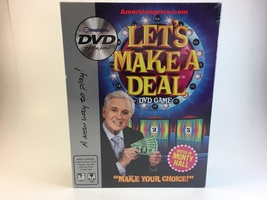 Imagination Entertainment Let's Make a Deal DVD Game - $18.00