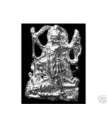 LOOK Hindu GODDESS OF PROTECTION KALI OM SHIVA Ring Jewelry - $20.03