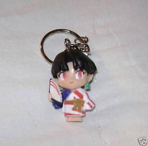 Inuyasha Anime Manga Key Chain Chibi Kagura and 33 similar items a80e42737