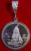 LOOK Hindu Baby Krishna OM Silver Charm Pendant Jewelry - $33.19