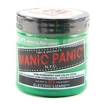 Manic Panic Semi-Permanent Color Cream Electric Lizard - $11.99