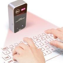 Portable Wireless Virtual Bluetooth Laser Keyboard - £113.98 GBP
