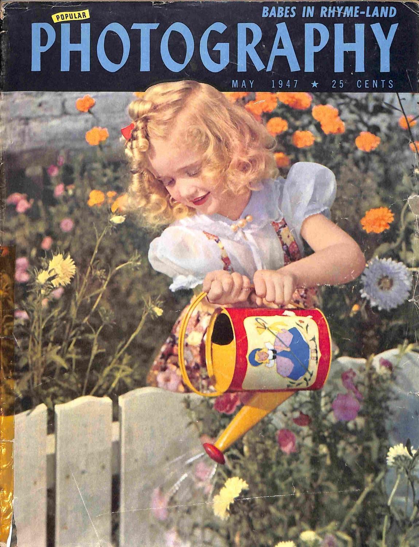 Popular Photography, May 1947