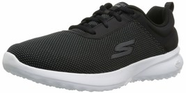 Skechers Women's On-The- On-The-go City 3.0 - Brilliance Sneaker 9 Black/White - $47.44