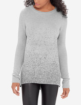 The Limited Sparkling High-Low Sweater Tunic, Gray, size XL, NWT - $55.00