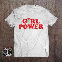 Girl Power, Girl power tshirt, Girl power shirt, Feminist tshirt, Femini... - $19.68 CAD