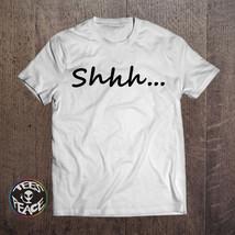 Rihanna tattoo tshirt, Shhh... tee, Shhh shirt,  Tumblr Quote shirt, Sup... - $19.68 CAD
