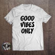 Good Vibes Only, Good vibes shirt, Good Vibes, Good vibes tee, Good vibe... - $19.68 CAD