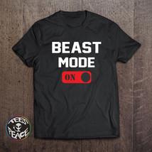 Beast Mode, Beast mode shirt, Beast shirt, Beast Work Out, Workout Shirt... - $19.68 CAD