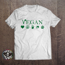 Vegetarian shirt, Vegan, Vegan Shirt, Vegetarian Tshirt, Vegan t-shirt, ... - $19.68 CAD