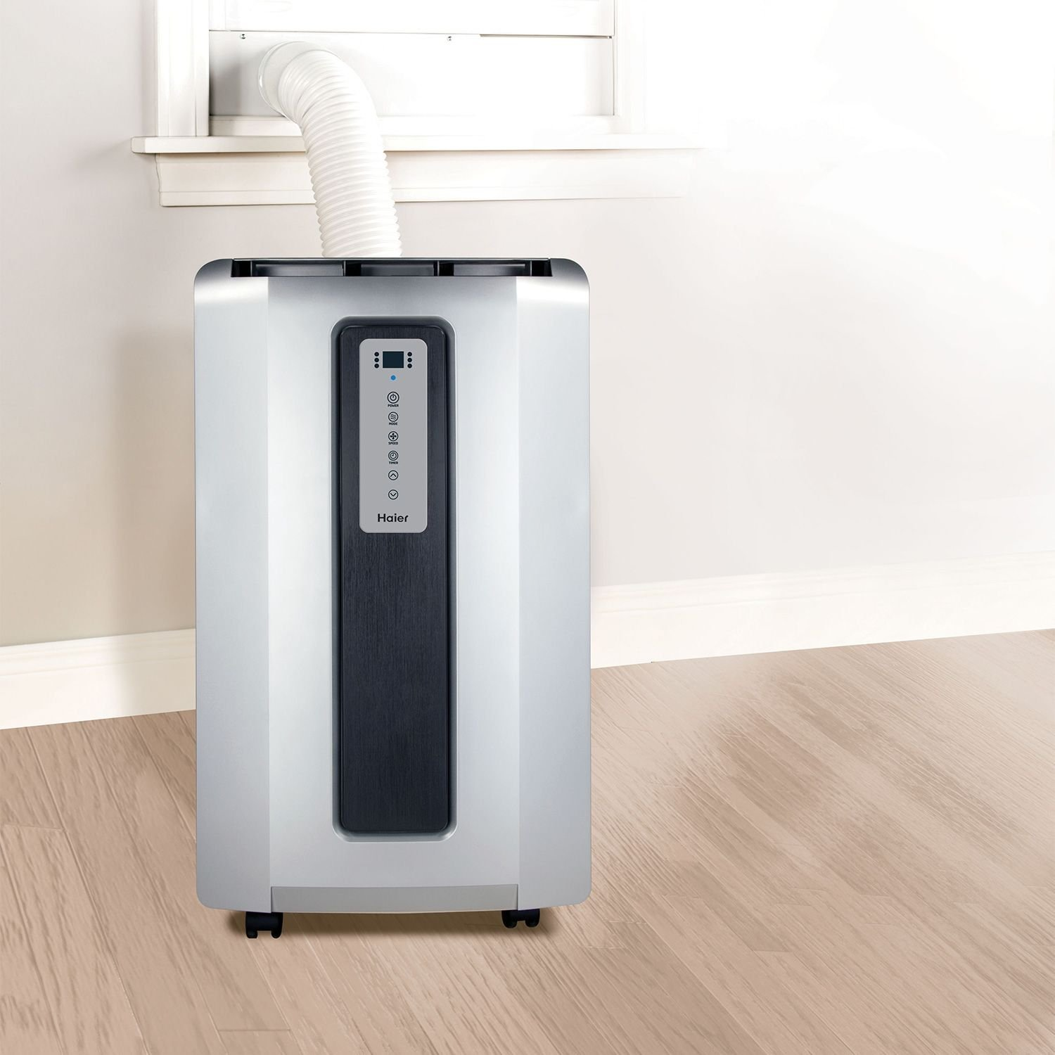 #5C4830 Haier 12 000 BTU Heat/Cool Portable Air Conditioner  Most Effective 12115 Heat & Cool Air Conditioner pictures with 1500x1500 px on helpvideos.info - Air Conditioners, Air Coolers and more