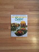 Vintage 1978 Better Homes and Gardens Favorite Salad recipes Cookbook- hardcover image 1