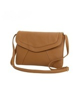 Vintage Leather Handbag - $17.05 CAD
