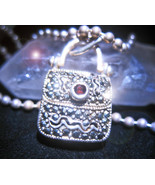 Purse haunted locket jewelry thumbtall