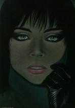 Lady (Sophia) - RIO PHIOR (Mirage Editions 1986) - Framed print - 14 x 11 - $32.50