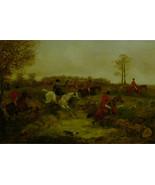 Breaking Cover - H Alken (KingFisher Prints) - Framed print - 14 x 11 - $32.50