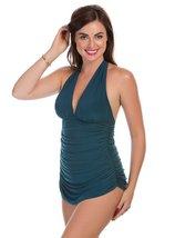 Magicsuit Women's Yvonee DD Cup One-Piece Mallard Swimsuit 8 - $66.32