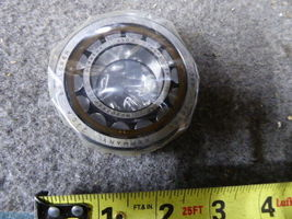 SKF Cylindrical Roller Bearing NU207ECP/C3 image 3