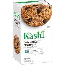 Kashi Oatmeal Dark Chocolate Soft-Baked Cookies 8.5 oz. Box - $21.99