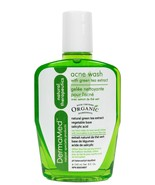 Plant-Based Face Cleanser & Exfoliant for Natural Acne Control - $20.50