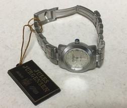 New Jules Jorgensen Stainless Steel Women's Wristwatch - $39.95