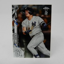 2020 Topps Chrome Ben Baller Gio Urshela Rare Base Card Yankees #34 BBDTC - $1.93